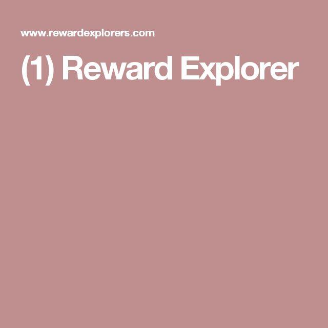 (1) Reward Explorer