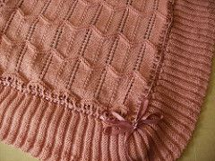 331 Best Images About Knitting Baby Afghan On Pinterest