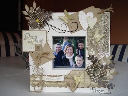 Altered frame (by Mery)