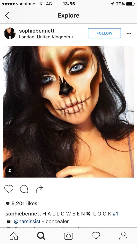 58 best crazy makeup images on pinterest | halloween ideas, make