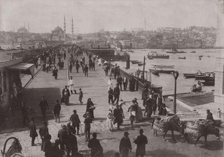 Golden Horn Bridge 3 / Galata Koprusu