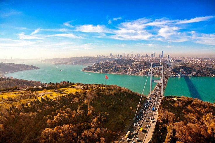 Amazing Bosphorus