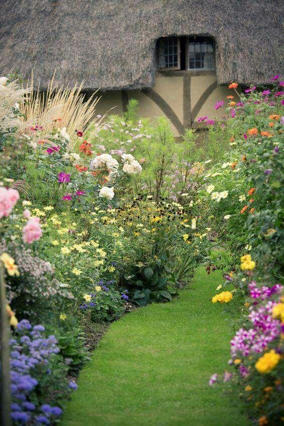 New Alan Titchmarsh Einen Cottage Garten anlegen