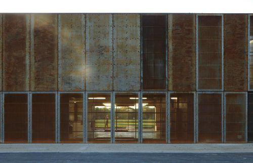 Hackney Marshes Centre  -Stanton Williams
