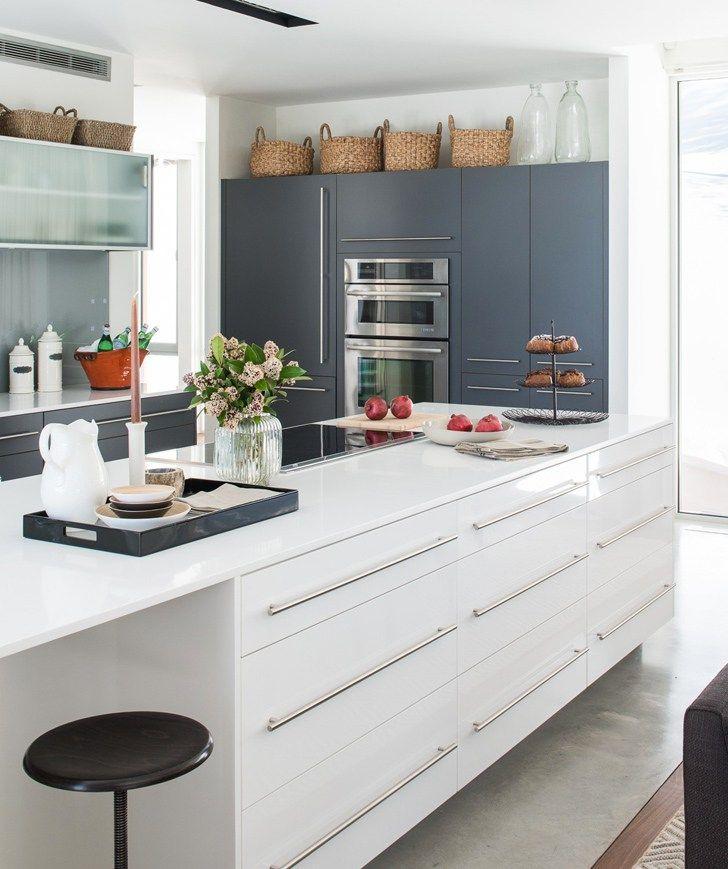 Mejores 122 imágenes de Kitchen en Pinterest | Cocina negro, Ideas ...