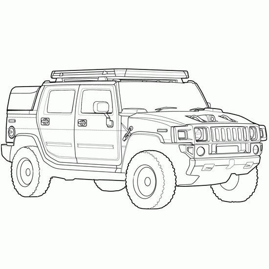 машина, раскрасить, автомобиль (с изображениями) | Рисунки ...