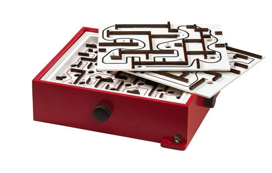 Brio labyrinth game, suitable for 6-99 years!