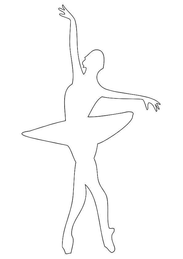 фигурки балерин из бумаги - Поиск в Google