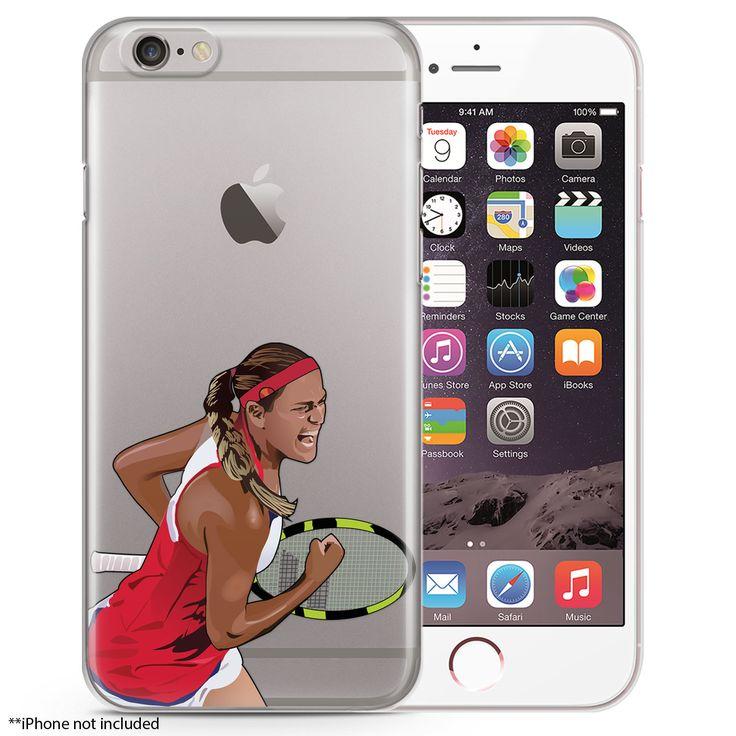 Puig Tennis iPhone Case