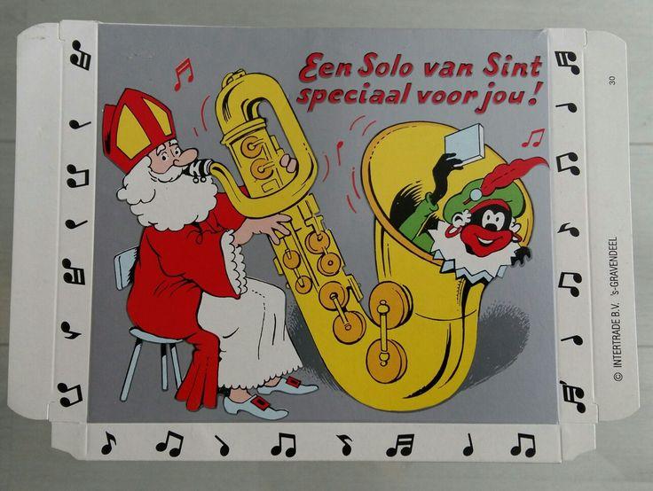Sinterklaas  cd-hoes