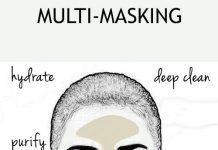 MULTI MASKING BEAUTY TREND