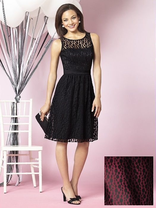 After Six Bridesmaids Style 6631 http://www.dessy.com/dresses/bridesmaid/6631/#.UvAB-fY0AWU