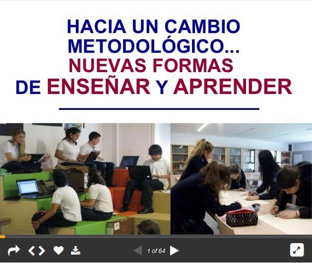NuevasFormasEnseñarAprenderReflexionesPropuestasAula-Presentación-BlogGesvin