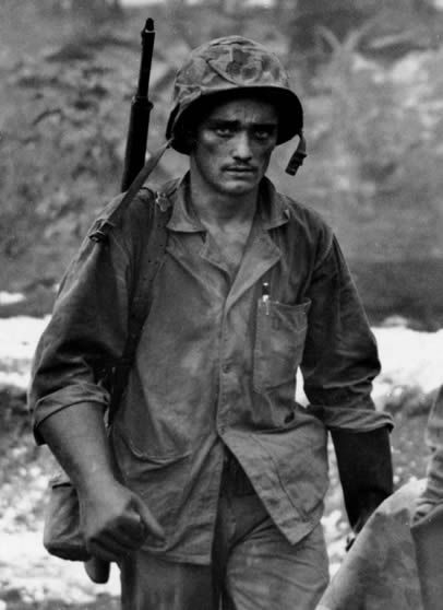 WW2. The face of war. Pacific 1944