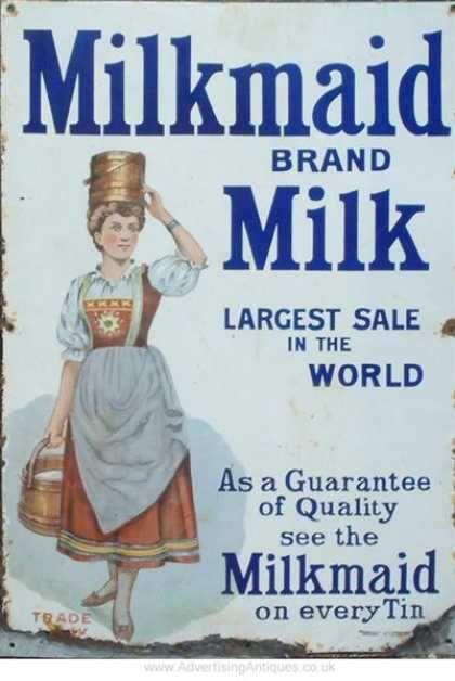 Milkmaid Brand Milk
