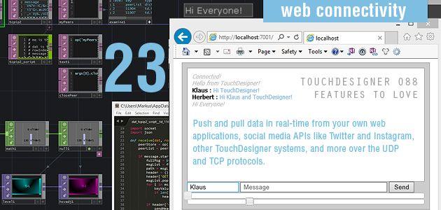 Derivative TouchDesigner