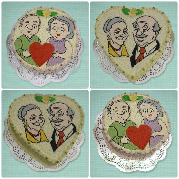 Torty na dzień babci i dziadka