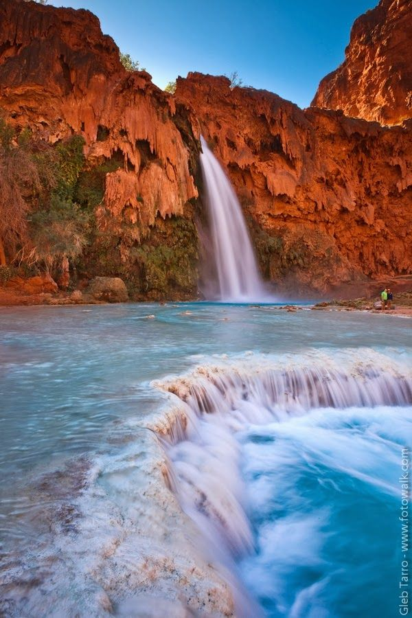 Havasu Fall,Grand Canyon