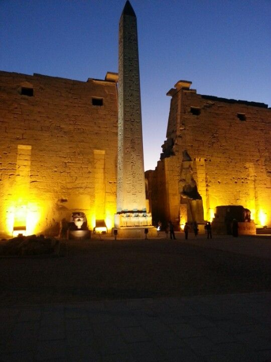 Luxor Temple HOME