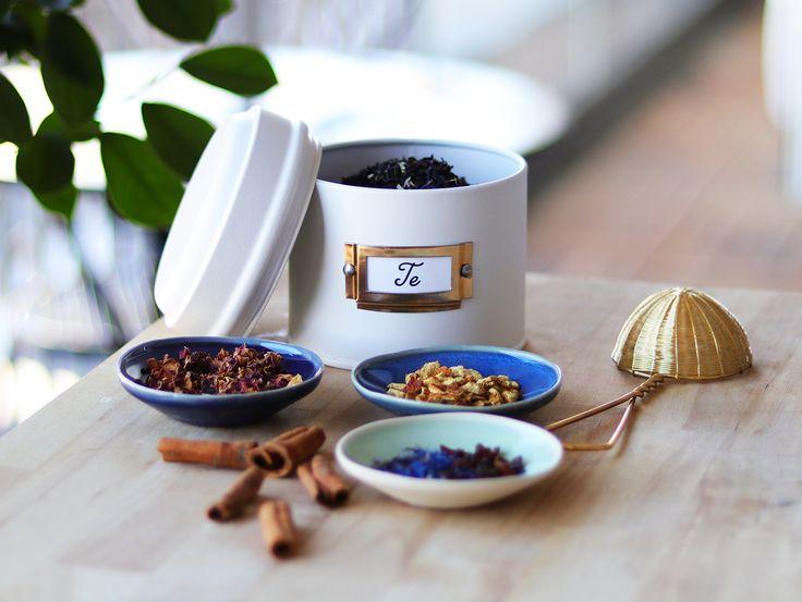 Gör din egen teblandning – Inspiration & inredningstips – Inredning online – Lagerhaus