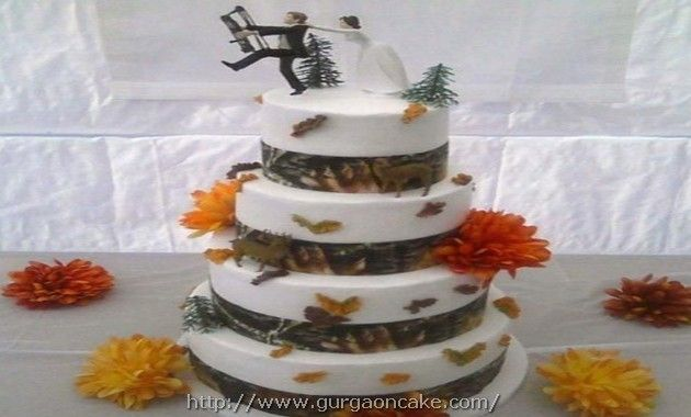 redneck birthday cake toppers