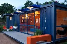 container type coffee shop layout - Google Search