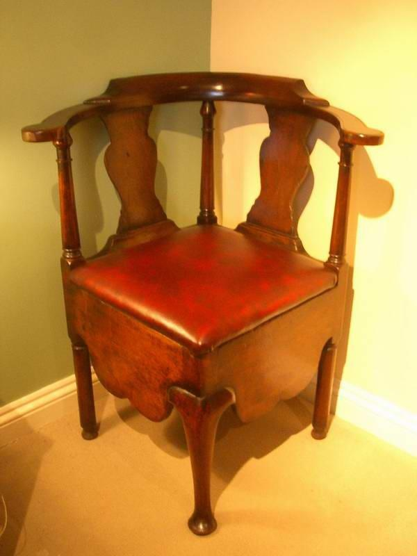Antique Chair With Chamber Pot Storage - 115 Best Chair Corner Images On Pinterest Corner Chair, Antique