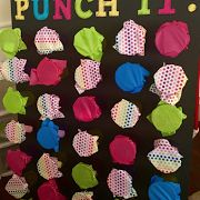 I am so excited to share this FUN and MOTIVATIONAL classroom incentive board...PUNCH IT!  This board is super easy to make, only requiring a...