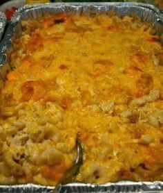 Sweetie Pie's macaroni and cheese servers 12 to 24