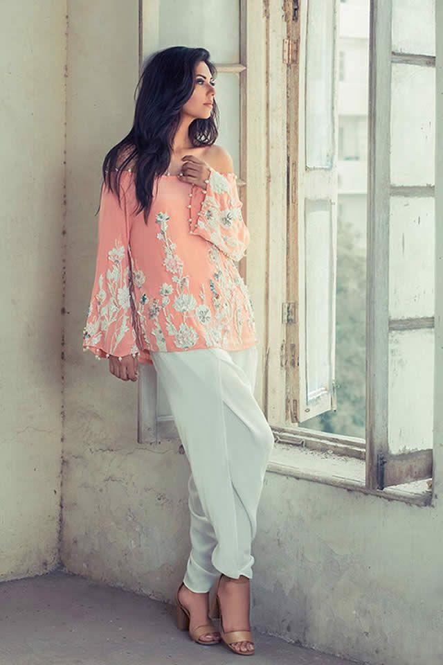 Nida Azwer Luxury Pret collection 2016 Images