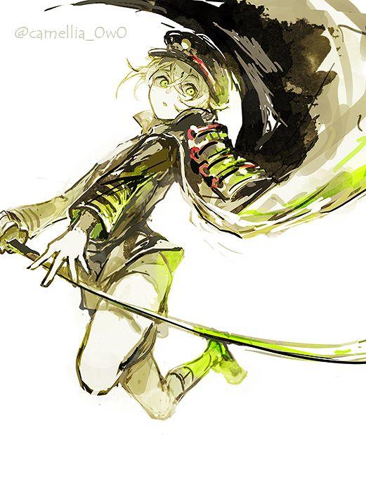 「刀log2」/「紅木春」の漫画 [pixiv]