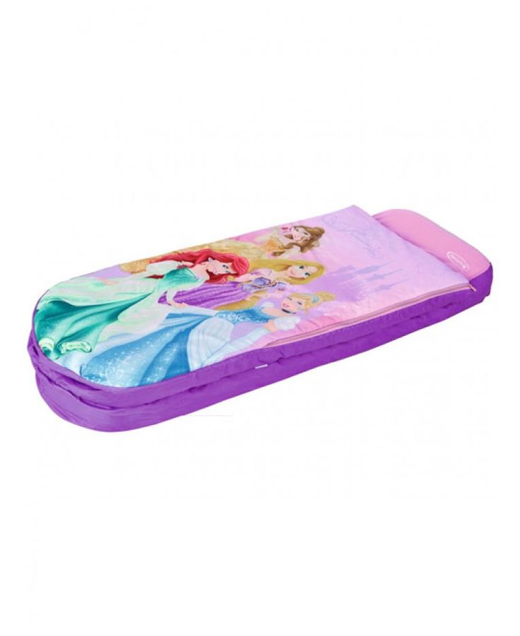 This Disney Princess Junior Ready Bed Is An Ideal All In One Sleepover Solution