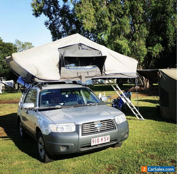 SUBARU FORESTER - 4WD ROOFTOP TENT #subaru #forester #forsale #australia
