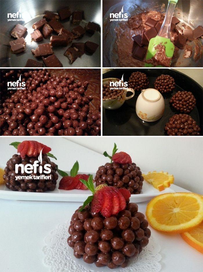 5 Dakikada Cocopops Pasta....♥ Deniz ♥