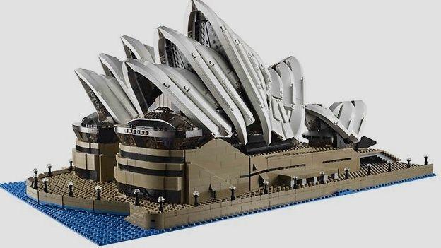 Sydney Opera House | Best Lego sets 2014: Best Lego Star Wars, Lego Batman and more | T3