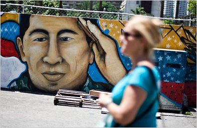 Venezuela News - Breaking World Venezuela News - The New York Times Contemporary issues in Venezuela