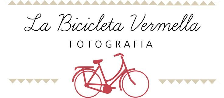 Logo for La Bicicleta Vermella Photography