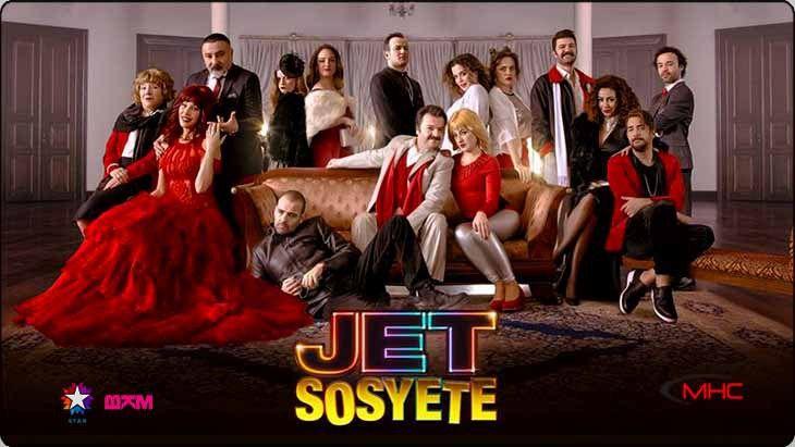 Jet Sosyete Jenerik ve Müziği