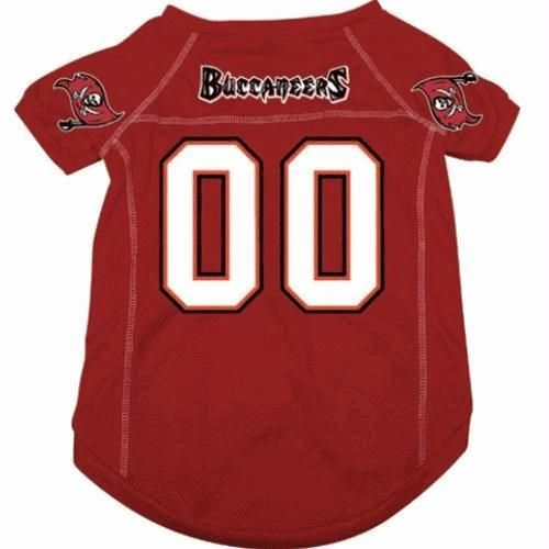 d62e0c33a Tampa Bay Buccaneers Premium Dog Jersey   Products   Pinterest ...
