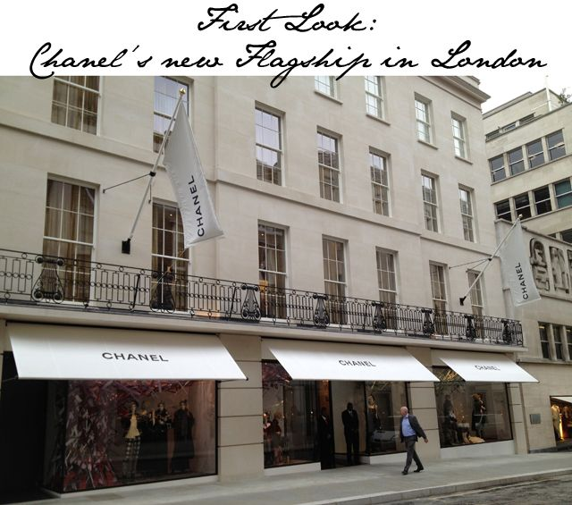 33 best images about famous stores on pinterest kim for Chanel milano boutique
