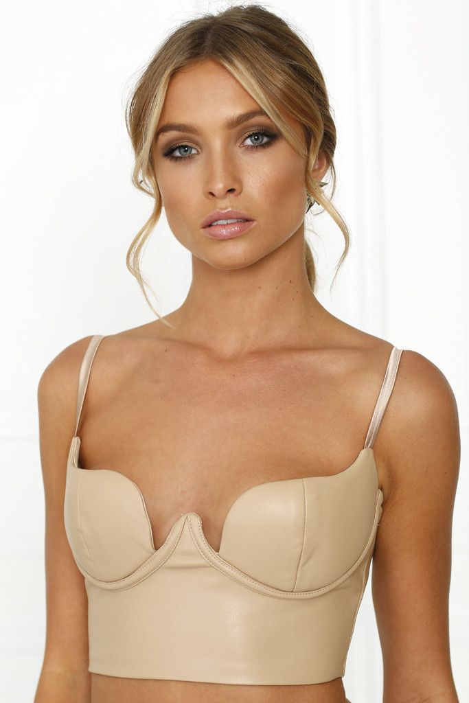 Shop the amazing Honey Couture Nude Vegan Leather Bustier Crop Top online now, get FREE shipping on all orders over $100 in Australia. Pay via AfterPay & ZipPay. We ship WORLDWIDE! #style #weshipworldwide #fashion #getthelookforless #celebfashion #celebstyle #australianlabel #afterpay #polipay #aussieboutique #ootd #zippay #shopnow #onlinestore #honeycouture  https://goo.gl/u4L53j