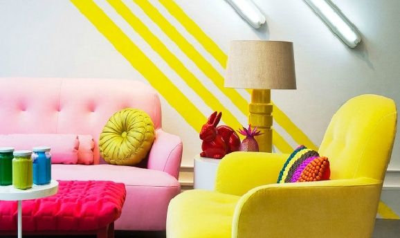 Trending: Neon Pop // Life's too short to be beige. Well that's what we think anyway.