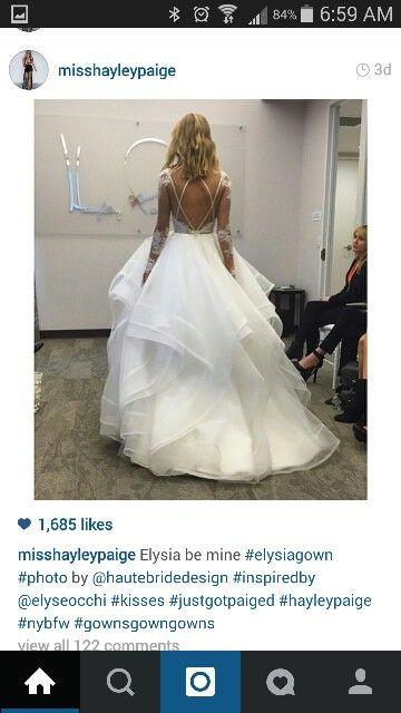 Hailey Paige Herbst 2015   – | Wedding |
