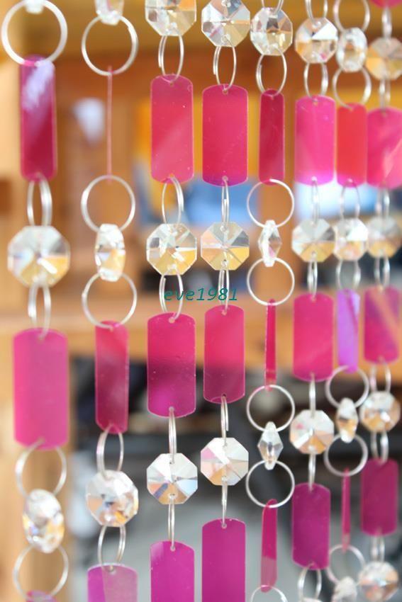 Lantejoulas E Contas De Cristal Cortina De Natal Decorativa E Festivos Do Ano Novo Casamento Decoração Do
