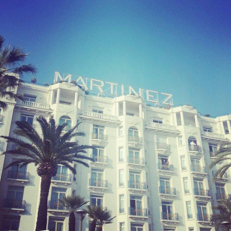 hôtel martinez - cannes, france