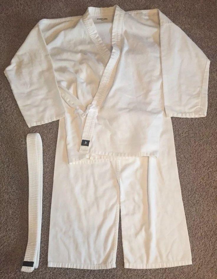CENTURY Martial Arts Uniform Judo Karate Gi Size 3    eBay