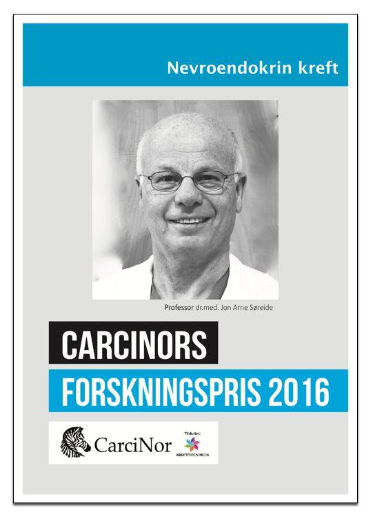 """Prof. dr.med. Jon Arne Søreide vant forskningsprisen i 2016, og er på CarciNors Landskonferanse 2017: """"Summen av engasjementet til hver enkelt helsearbeider som er avgjørende for et godt helsevesen!"""" #helsevesen #kreftbehandling #NETkreft http://carcinor.no/index.php/tenksebra/forskning-brosjyrer?task=weblink.go&id=154"""
