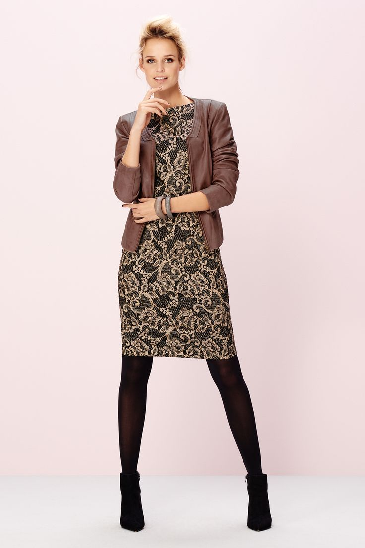 Jacintha Dress €69,95 Texas Jacket €199,95 Steps® Officiële Webshop