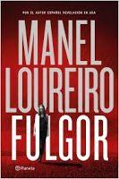 Entre montones de libros: Fulgor. Manel Loureiro