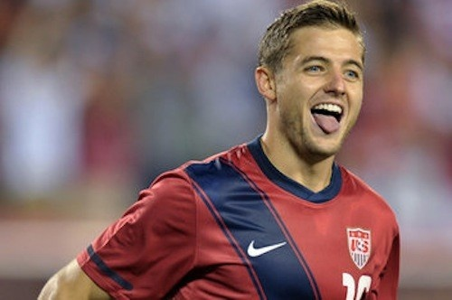 Robbie Rogers, Gay Soccer Player, Signs with Galaxy